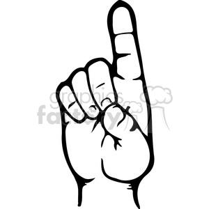 Asl d clipart clip free download sign language D clipart. Royalty-free clipart # 167492 clip free download