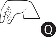 Asl q clipart clip art transparent Search Results for letter q - Clip Art - Pictures - Graphics ... clip art transparent