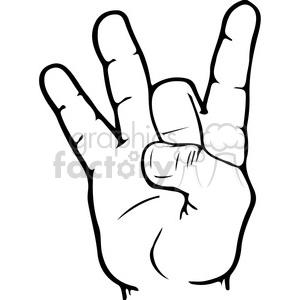 Asl sign clipart png download ASL sign language 8 clipart illustration . Royalty-free clipart # 391656 png download