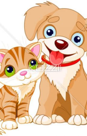 Aso at pusa clipart image freeuse stock Tunay na Kaibigan - chapter1 - Wattpad image freeuse stock