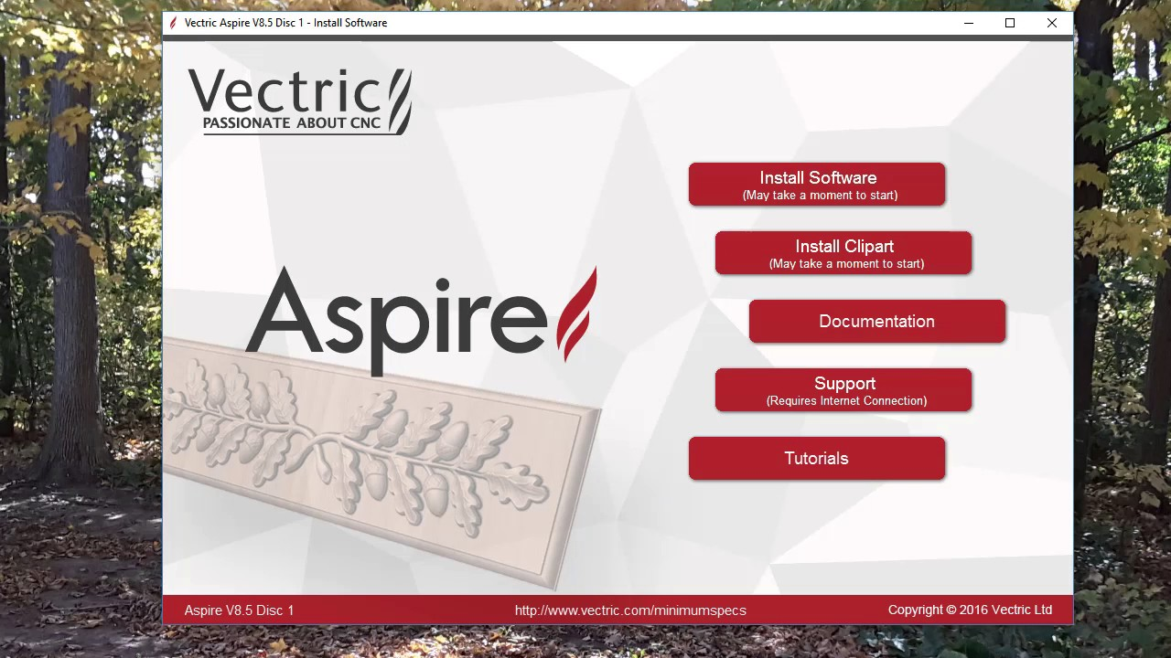 Vectric aspire 8 5 clipart download transparent Installing Aspire 8.5 via CNCRoutershop transparent