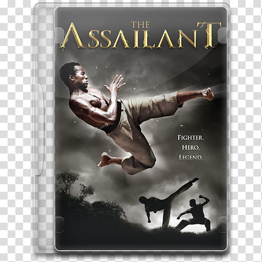 Assailant clipart png black and white library Movie Icon Mega , The Assailant, The Assailant CD case transparent ... png black and white library