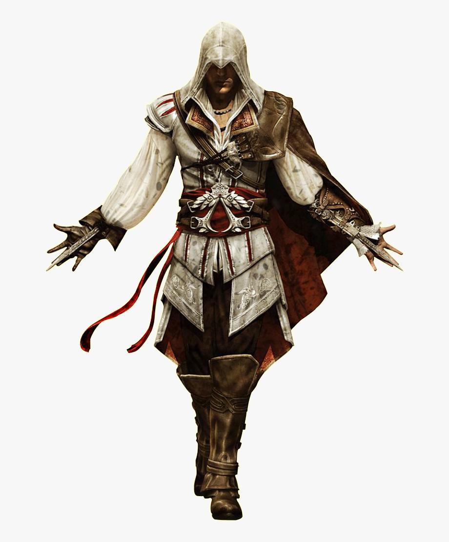 Assassin s creed clipart clip art royalty free library Assassin\'s Creed Brotherhood Main Character #2396743 - Free Cliparts ... clip art royalty free library