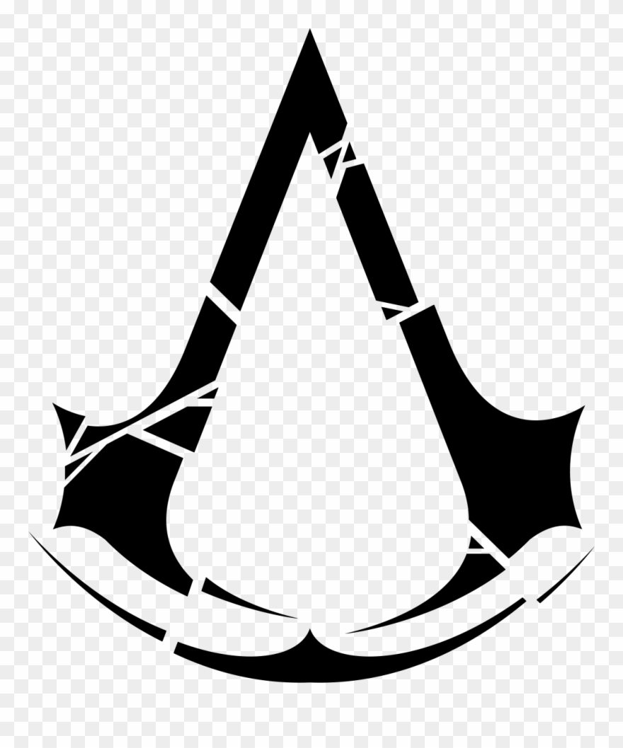 Assassins creed clipart vector freeuse download Assassins Creed Unity Clipart Master - Assassins Creed Rogue Logo ... vector freeuse download