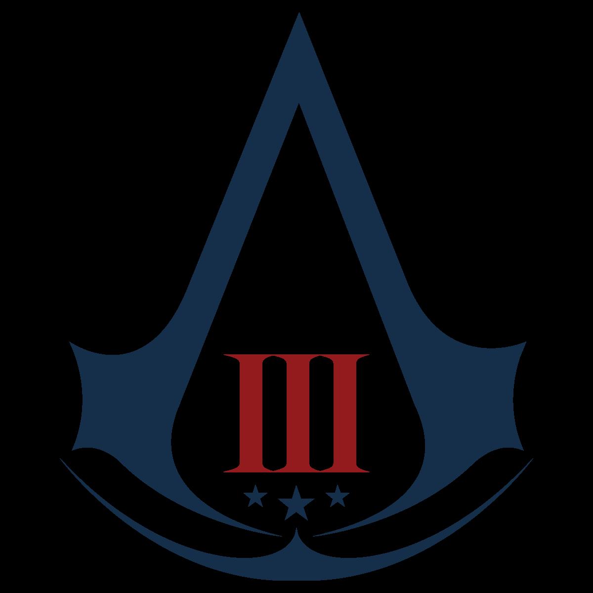 Assassin-s creed 3 logo clipart clip art free Assassins Creed 3 Icon Symbol Logo Vector | Free Vector Silhouette ... clip art free