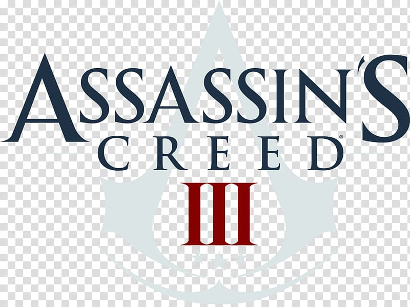 Assassin-s creed 3 logo clipart jpg transparent Assassin\\\'s Creed III Xbox 360 PlayStation 3, just cause transparent ... jpg transparent
