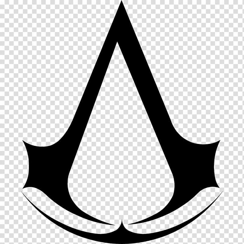Assassins creed clipart banner black and white library Logo of Masyaf Assassin Creed, Assassin\'s Creed logo transparent ... banner black and white library