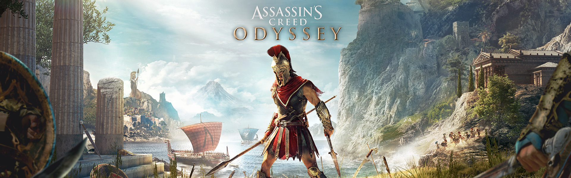 Assassin-s creed odyssey clipart graphic royalty free download Assassin\'s Creed® Odyssey for Xbox One | Xbox graphic royalty free download