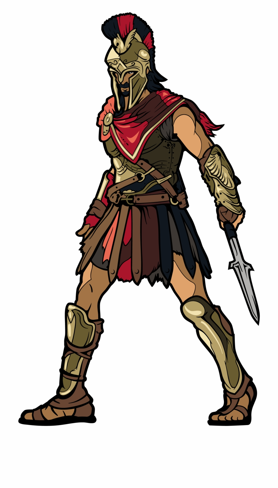 Assassin-s creed odyssey clipart png library library Alexios - Assassin\'s Creed Odyssey Alexios Drawing Free PNG Images ... png library library