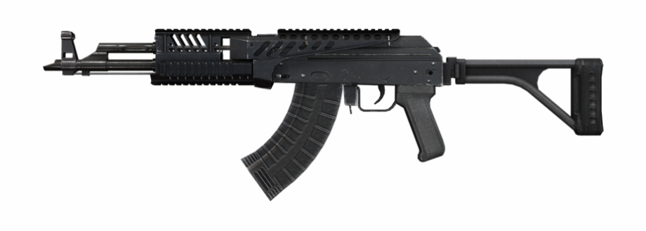 Assault rifle clipart transparent clipart free library Transparency Assault Rifle Png Image - Ak 47 Ghost Recon Future ... clipart free library