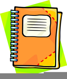 Assignemnt clipart jpg transparent download Assignment Notebook Clipart | Free Images at Clker.com - vector clip ... jpg transparent download