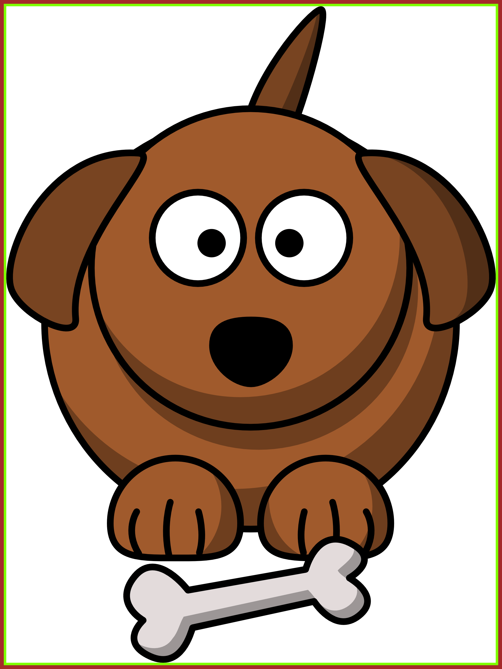 Assistance dog clipart png transparent Shocking The Collection Of Easy Dog Drawings For Kids To Draw A ... png transparent