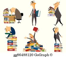 Assistant manager images clipart graphic free library Assistant Manager Clip Art - Royalty Free - GoGraph graphic free library