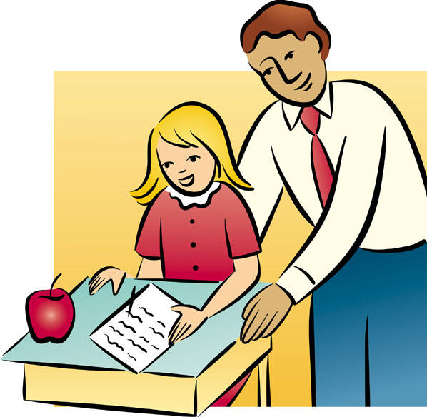 Clipart of teacher and students png royalty free library Free Teacher Student Cliparts, Download Free Clip Art, Free Clip Art ... png royalty free library