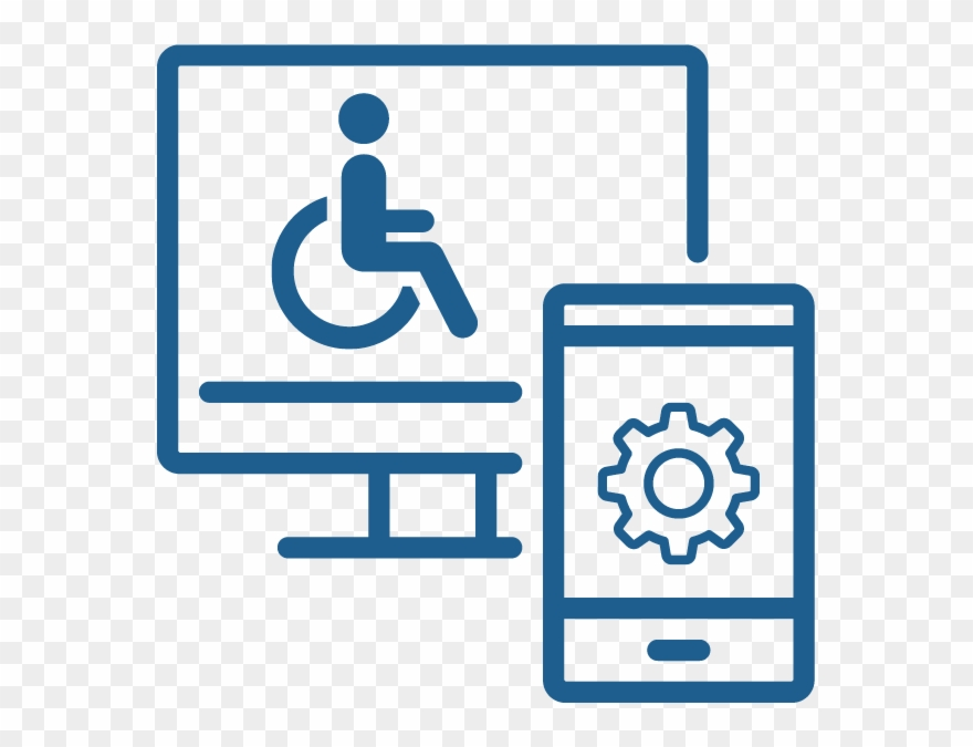 Assistive technology clipart picture transparent stock Technology Clipart Assistive Technology - Devices Outline Icon - Png ... picture transparent stock