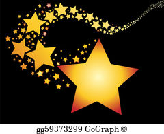 Assorted star clipart clip art library download Star Shapes Clip Art - Royalty Free - GoGraph clip art library download