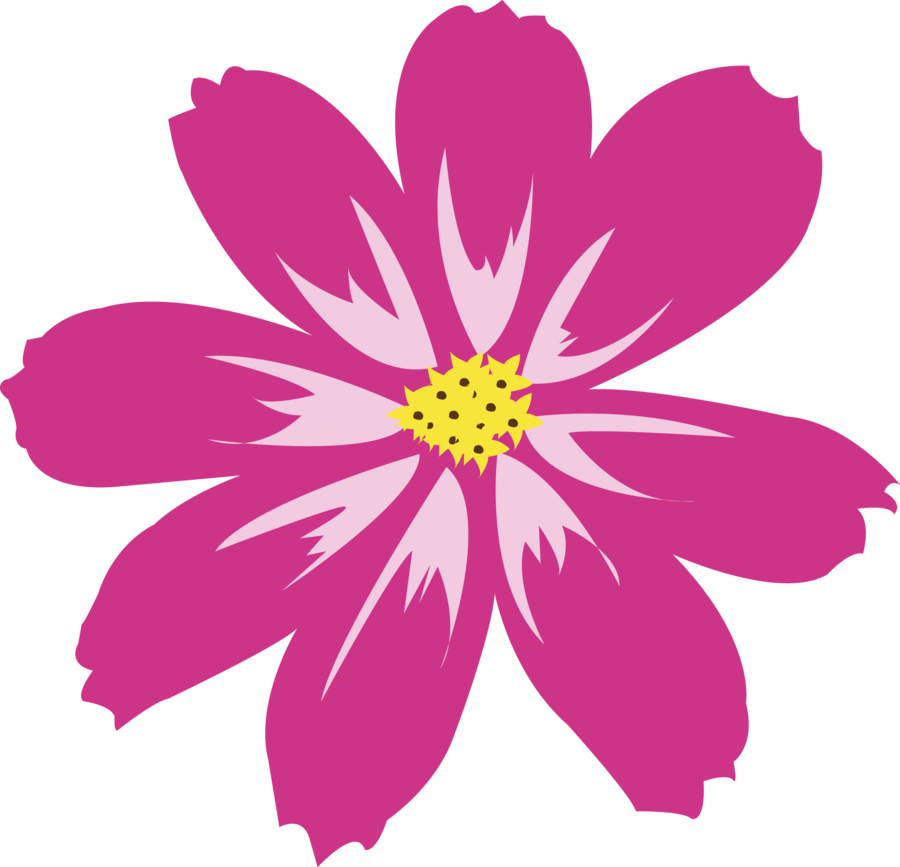 Aster flower clipart picture transparent library HQ Pink Daisy PNG HD Transparent Pink Daisy HD.PNG Images. | PlusPNG picture transparent library