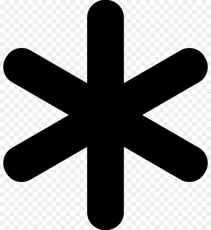 Asterisk icon clipart png picture Asterisk Line png download - 874*980 - Free Transparent Asterisk png ... picture
