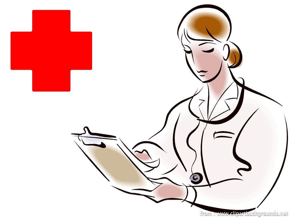 Medical cartoon clipart