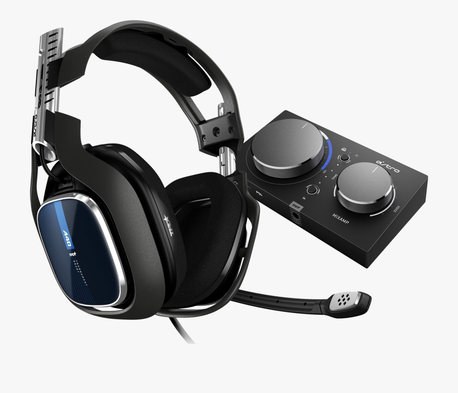 Astro gaming clipart picture library stock Black Astro Gaming A40 Tr Headset Mixamp Pro Tr - Astro A40 Tr ... picture library stock
