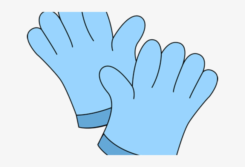 Astronaut gloves clipart