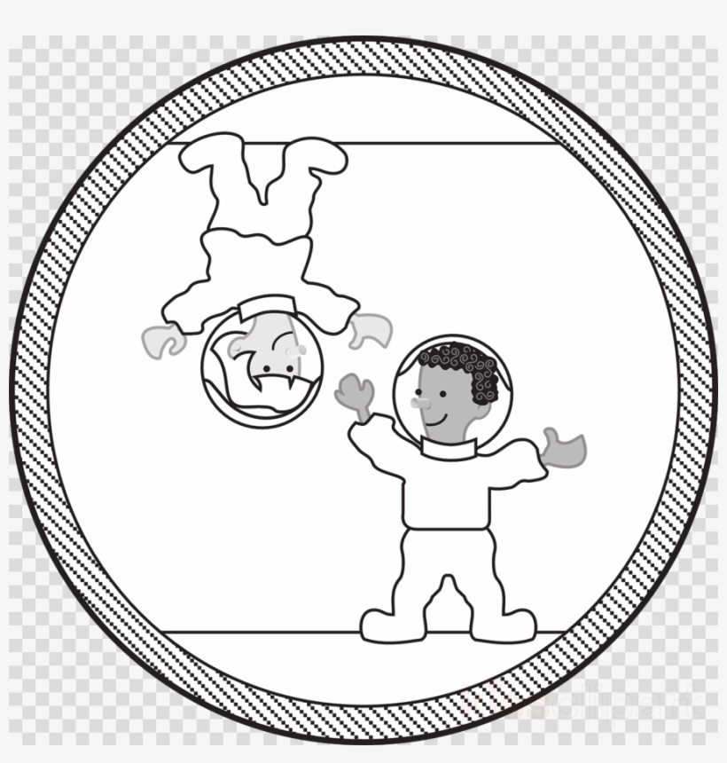 Astronaut gravity clipart clip art freeuse library Astronaut Clipart Gravity Astronaut Transparent PNG - 900x900 - Free ... clip art freeuse library