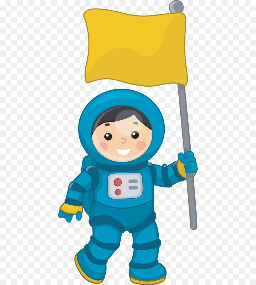 Astronaut holding flag clipart banner royalty free library Boy Cartoon png download - 490*1000 - Free Transparent Astronaut png ... banner royalty free library