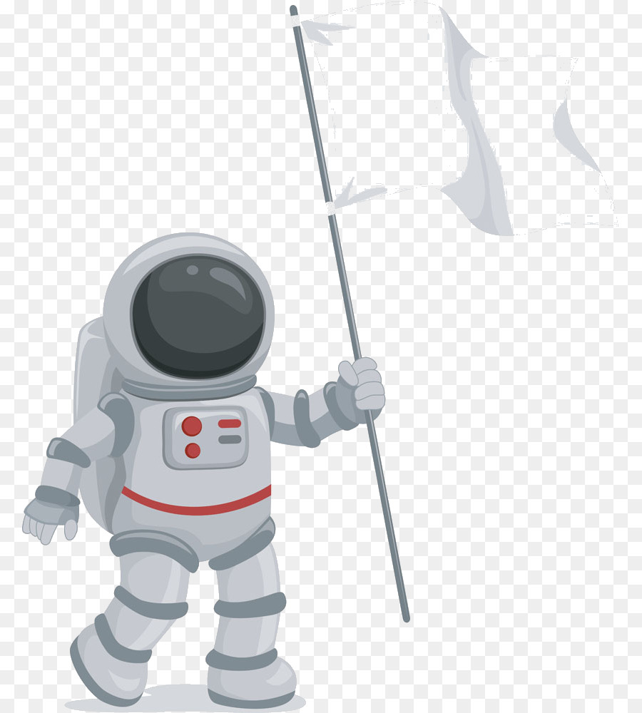Astronaut holding flag clipart banner black and white library Flag Background png download - 837*1000 - Free Transparent Astronaut ... banner black and white library
