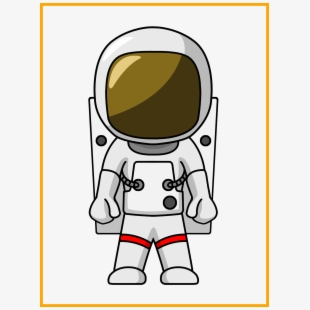 Astronaut in space clipart background banner royalty free download Banner Download Vector Astronaut Black And White - Astronaut In ... banner royalty free download