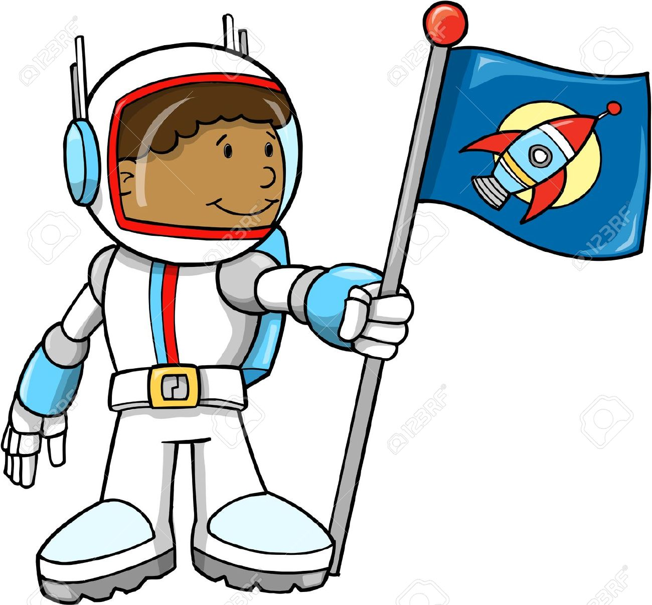 Astronaut kid clipart free clip free 26+ Astronaut Clipart   ClipartLook clip free