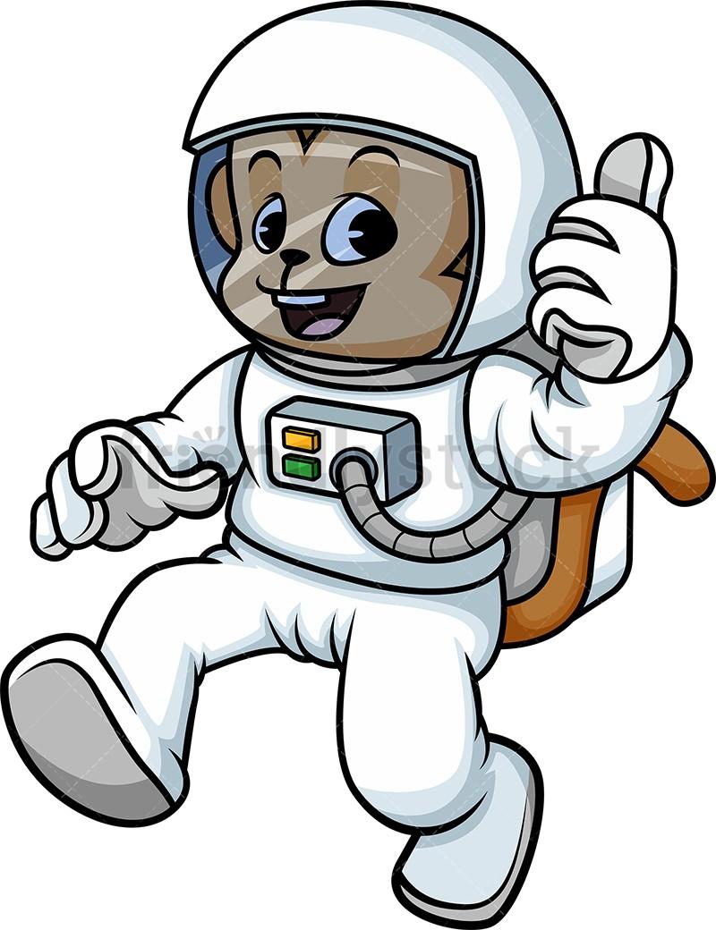 Astronaut on line clipart vector freeuse download Astronaut Line Drawing   Free download best Astronaut Line Drawing ... vector freeuse download