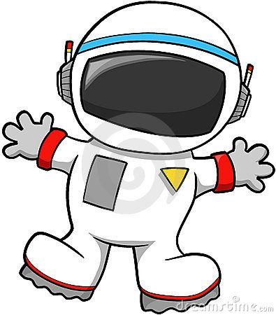 Astronaut singing clipart banner black and white good space suit silhouette | VBS 2014 - Blast Off | Space printables ... banner black and white