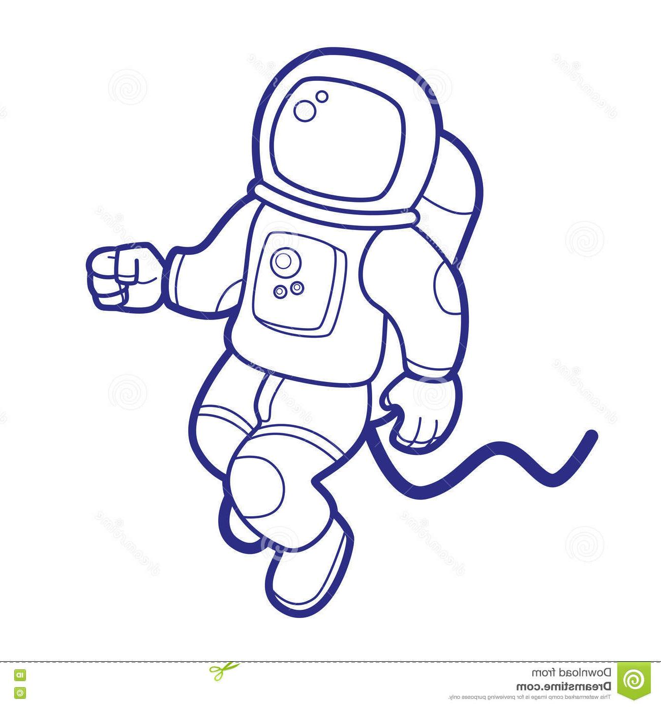 Astronaut vector clipart svg freeuse library Best Astronaut Vector Drawing » Free Vector Art, Images, Graphics ... svg freeuse library