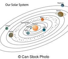Astrophysicist word clipart