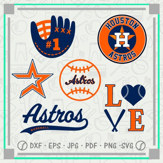 Astros ticket clipart clip art download Houston Astros Svg Monogram, Baseball Svg Cutting Files Cliparts ... clip art download