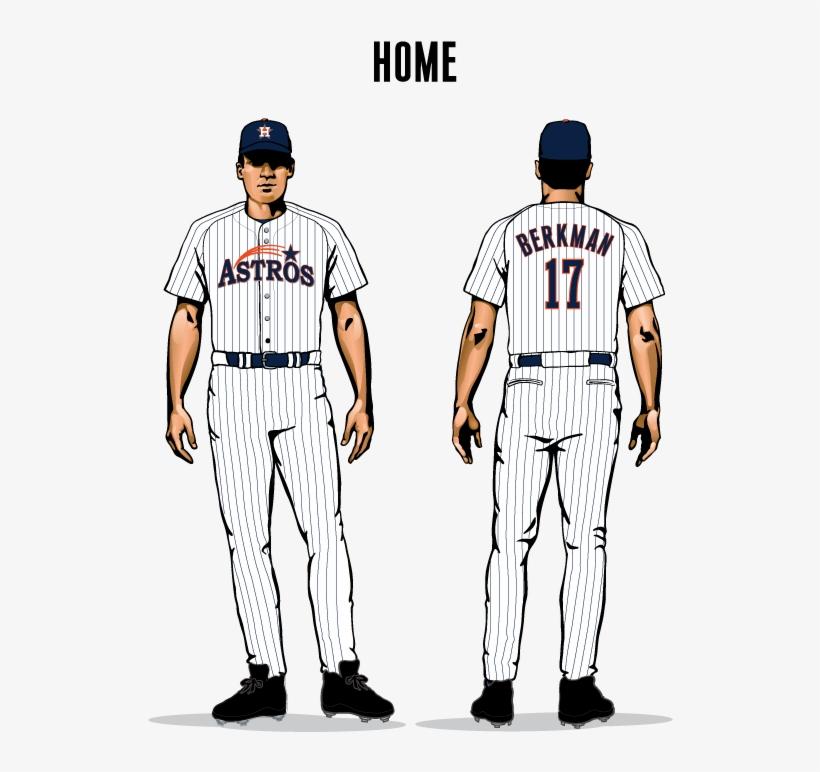 Astros ticket clipart transparent stock Houston Astros Home - Blue Jays Jersey 2017 Transparent PNG ... transparent stock