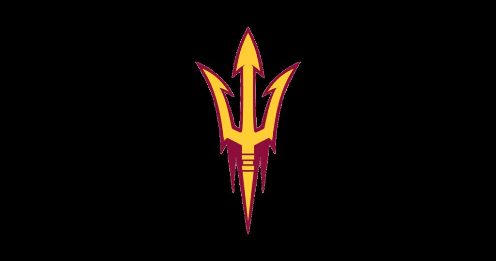Asu sun devil clipart vector free stock Arizona State Sun Devils - Armchair All-Americans vector free stock