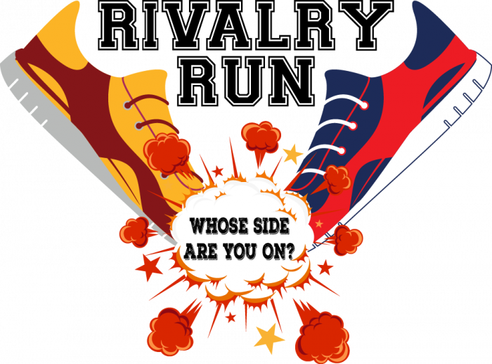 Asu sun devil clipart svg 2017 | The Rivalry Run 5K:<br />Whose Side Are You On? — Race Roster svg