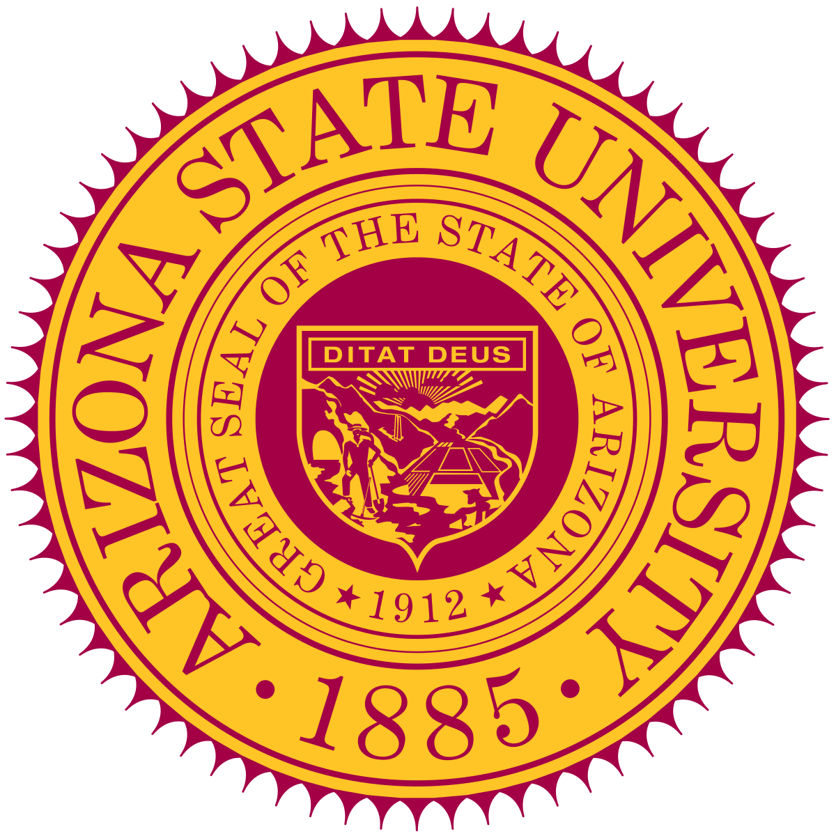 Faded basketball clipart picture freeuse library Arizona State University - Wikipedia picture freeuse library