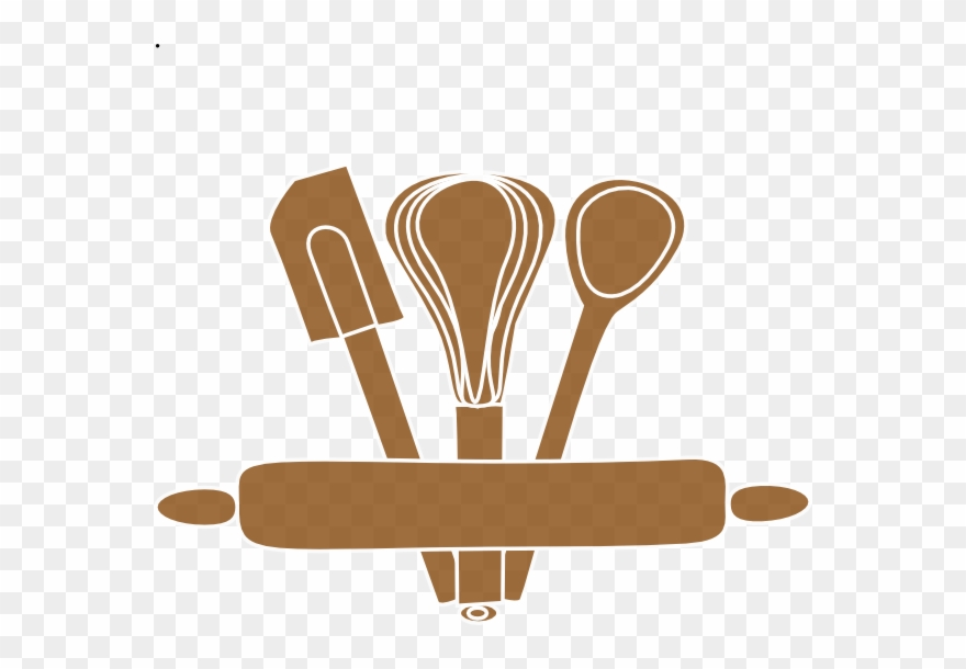 At clipart png vector royalty free library Baking Utensils Clip Art At Clipart - Baking Clipart Png Transparent ... vector royalty free library