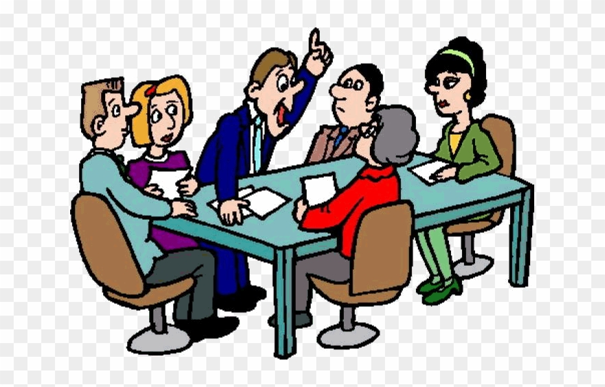 Comittee clipart graphic free library Club Clipart Meeting Person - Committee Clipart - Png Download ... graphic free library