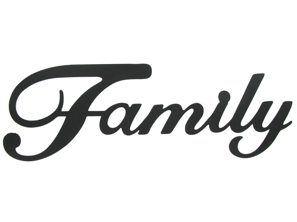 Word family clipart clip library stock Family word clipart 5 » Clipart Station clip library stock
