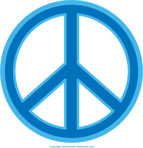 At peace clipart transparent library Free Peace Sign Clipart transparent library