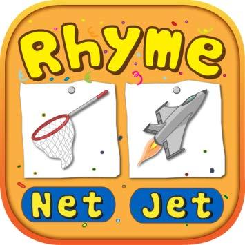 Rhyme clipart freeuse Amazon.com: Bud\'s Rhyming Words - Kids Learn Word Families, CVC ... freeuse