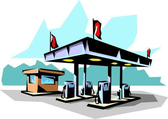 Full name of clipart gas