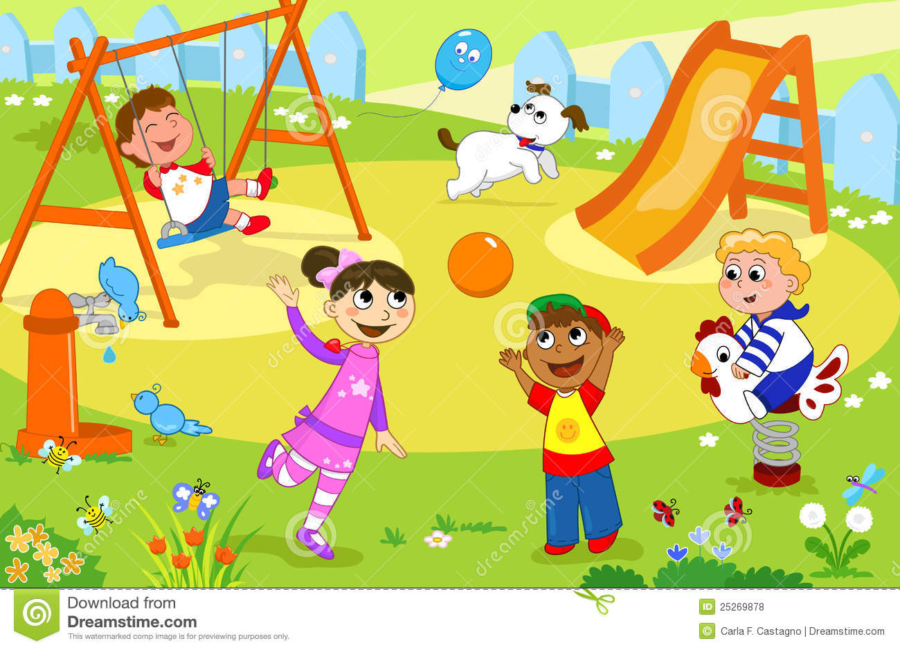 At the little playground clipart jpg transparent library 85+ Clipart Playground | ClipartLook jpg transparent library