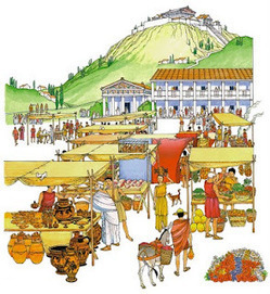 Athen and spartan clipart graphic free library Ancient Sparta and Athens - Clip Art Library graphic free library