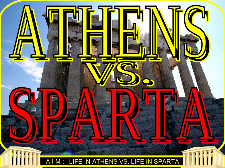Athen and spartan clipart vector royalty free Sparta Vs. Athens vector royalty free