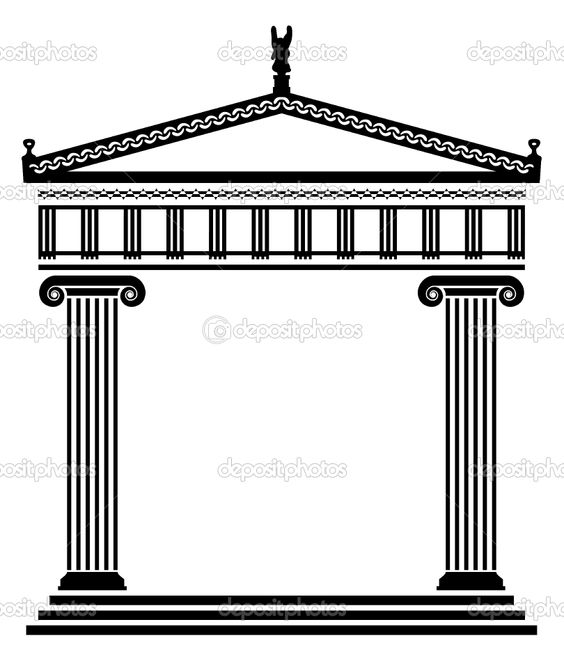 Athens architecture clip clipart banner free Greek Temple Clipart   Free download best Greek Temple Clipart on ... banner free