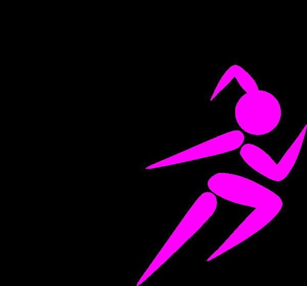 Athletics logo clipart black and white Athletes Clipart | Free download best Athletes Clipart on ClipArtMag.com black and white